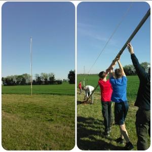 Camporee Flag Pole